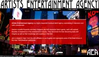 Artists Entertainment Agency