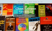 Playright Glenn Alterman